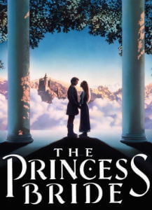 The Princess Bride, romantic movie